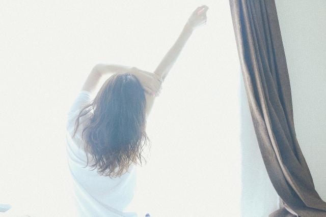 群馬県高崎市の関整体術院|寝る時の画像