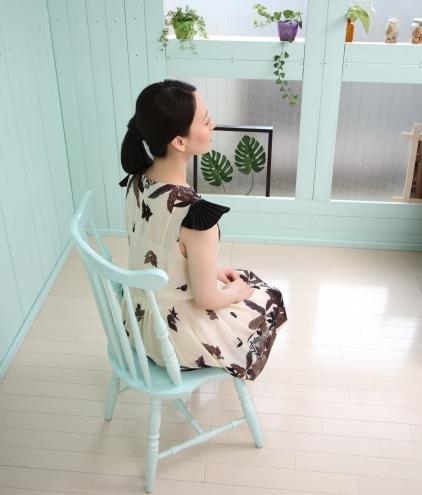 群馬県高崎市の関整体術院|座る画像