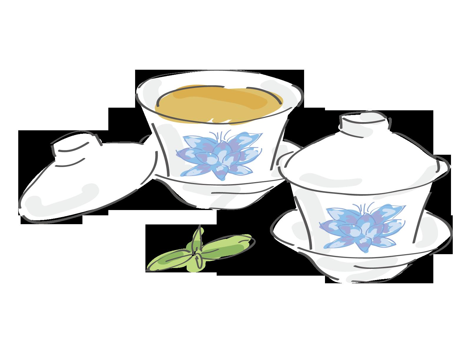 気虚太りタイプに適したお茶1